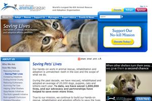 Northshore Animal League Web