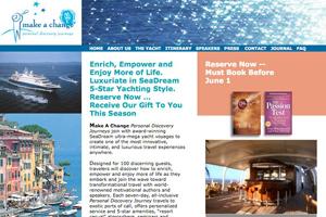 SeaDream Yacht Club WEB