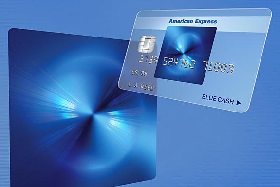 Blue Amex